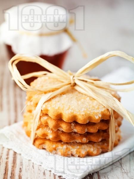 Лесни домашни сладки с мед - снимка на рецептата